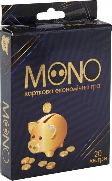 Карткова економічна гра Strateg Mono (4820220561879) - зображення 1