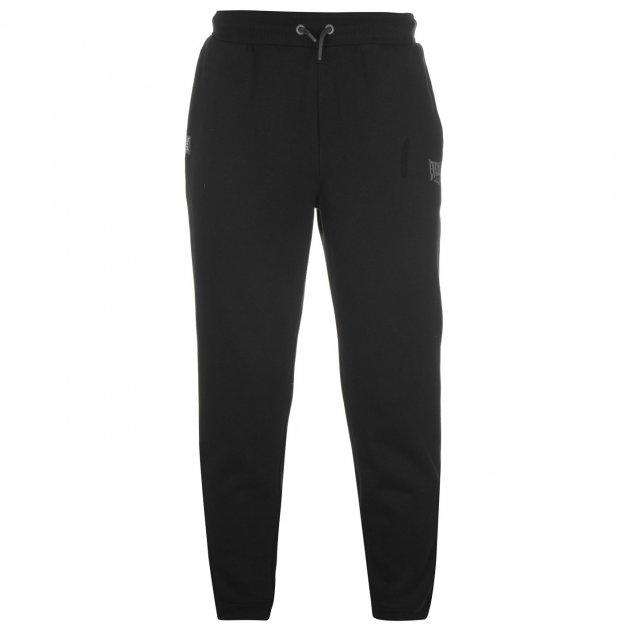 Спортивные штаны Everlast Jogging Bottoms Mens XXXL Черные (48600003550) - изображение 1