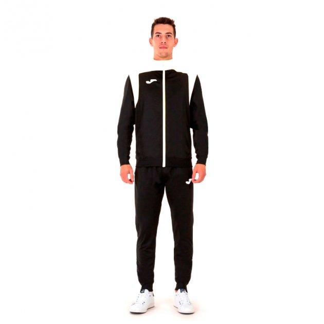 Спортивный костюм Joma CHAMPION V 101267.102 цвет: белый/черный, размер S - изображение 1