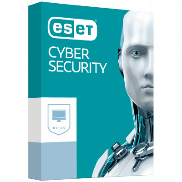 Антивирус ESET Cyber Security для 5 ПК, лицензия на 2year (35_5_2) - изображение 1