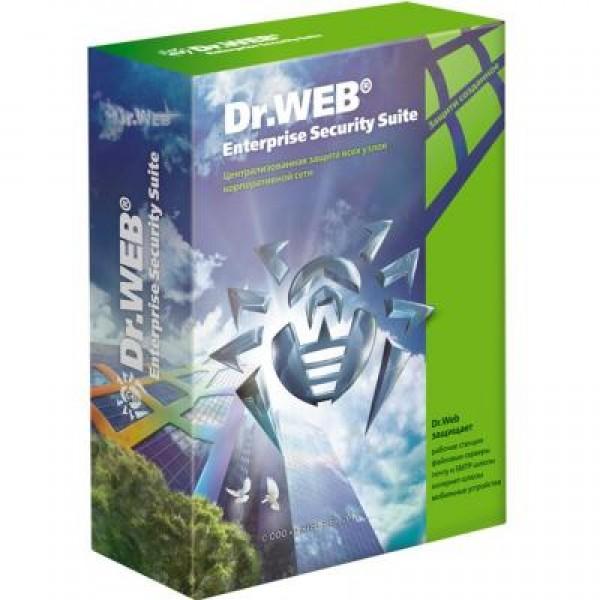 Антивирус Dr. Web Desktop Security Suite + Компл защ/ ЦУ 6 ПК 2 года эл. лиц. (LBW-BC-24M-6-A3) - изображение 1