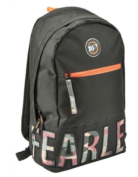 Подростковый рюкзак YES T-101 Private черный 558409 - изображение 1