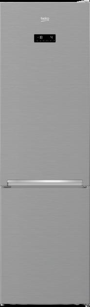 Двухкамерный холодильник BEKO RCNA406E35ZXB - изображение 1
