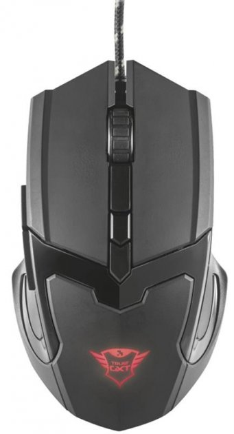 Мышь Trust GXT 101 Gav Gaming (21044) Black USB - изображение 1
