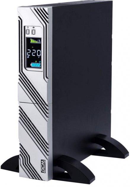 Powercom SRT-1500A LCD - зображення 1