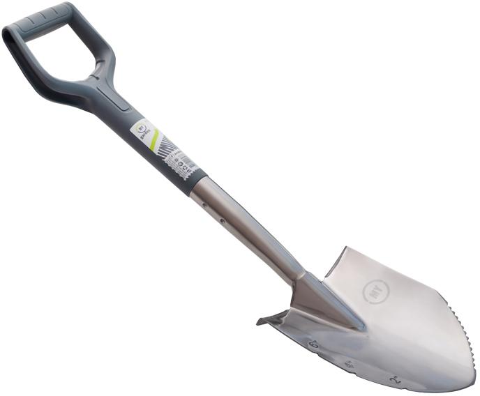 Лопата My Garden Mini из нержавеющей стали 710 мм (213-1-710) - изображение 1
