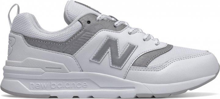 Кроссовки New Balance 997 GR997HFK 38 (6.5) 24.5 см Белые (194389798402) - изображение 1