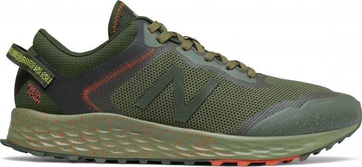 Кросівки New Balance Arishi Trail MTARISR1 41 (8.5) 26.5 см Хакі (739980582175) - зображення 1