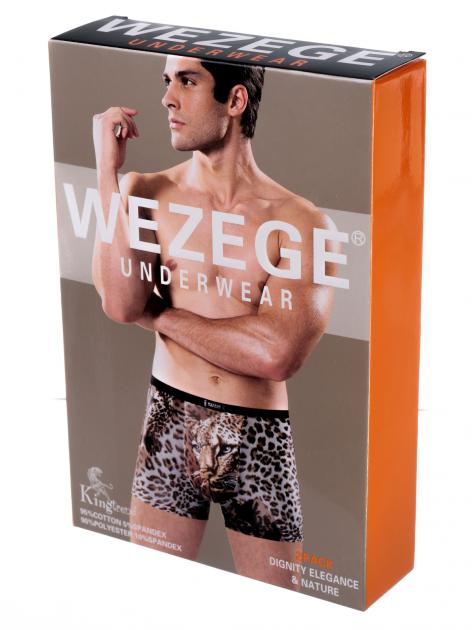 Трусы мужские Wezege микс цветов L HR-9117 - изображение 1