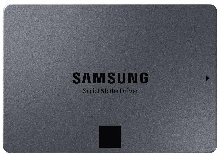 "Samsung 870 QVO 1TB 2.5"" SATA III MLC (MZ-77Q1T0BW) - изображение 1"