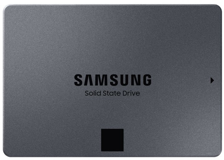 "Samsung 870 QVO 2TB 2.5"" SATA III QLC (MZ-77Q2T0BW) - зображення 1"