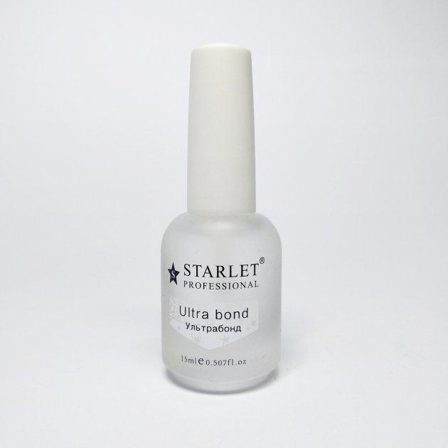 Ультрабонд для нігтів Starlet Professional 15мл - зображення 1