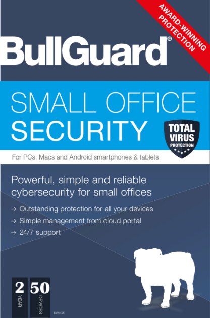 Антивірус Kaspersky Small Office Security 2 year 50 devices - зображення 1