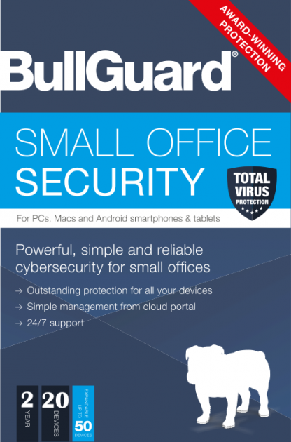 Антивірус Kaspersky Small Office Security 2 year 20 devices - зображення 1
