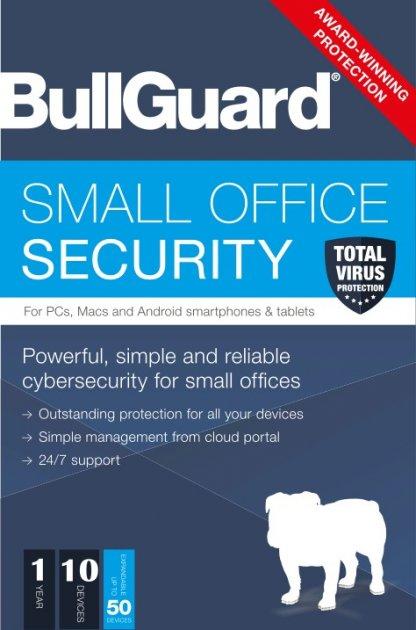 Антивірус Kaspersky Small Office Security 1 year 10 devices - зображення 1