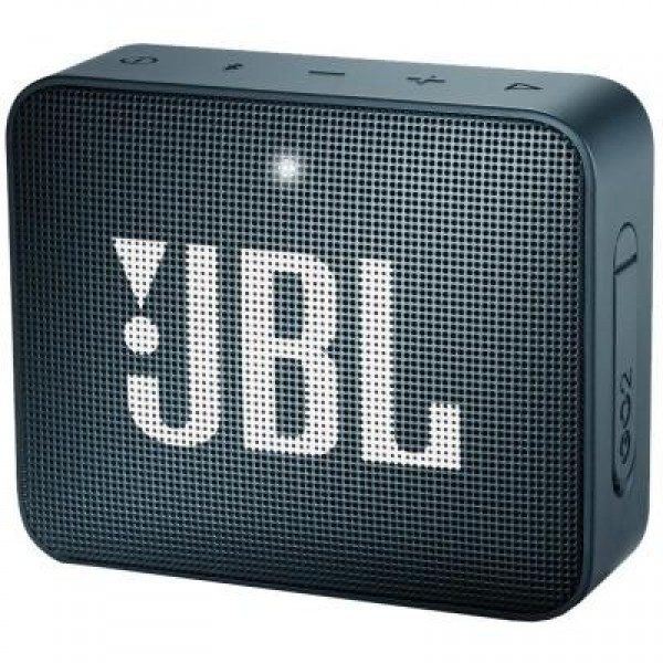 Акустична система JBL GO 2 Slate Navy (JBLGO2NAVY) - зображення 1