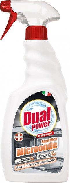 Средство для чистки микроволновых печей Dual Power 500 мл (8054633836842) - изображение 1