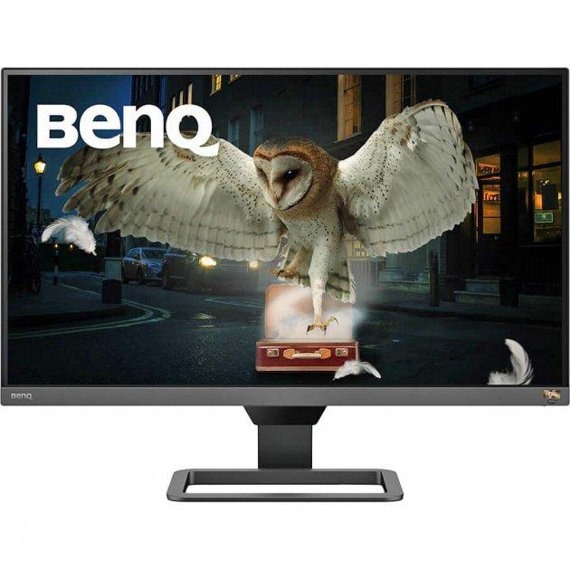BENQ EW2780Q Grey-Black (9H.LJCLA.TBE) - изображение 1