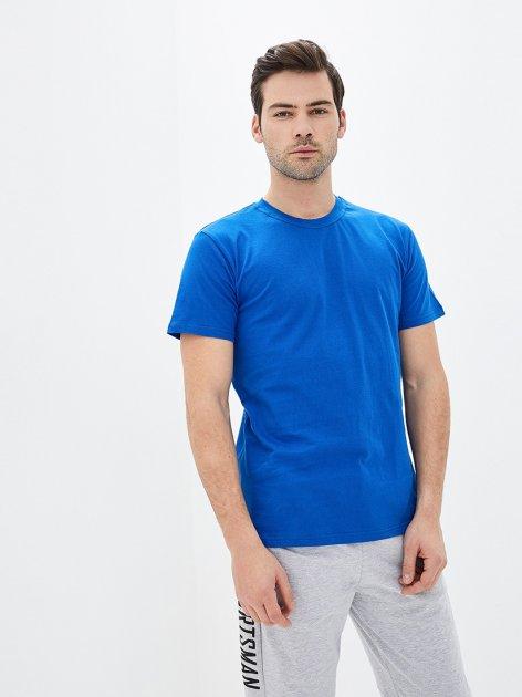 Футболка ROZA 170201 S Синяя (4824005552861) - изображение 1