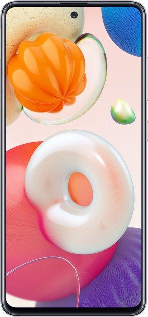 Мобильный телефон Samsung Galaxy A51 6/128GB Metallic Silver (SM-A515FMSWSEK)