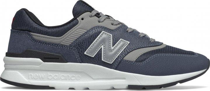 Кроссовки New Balance 997H CM997HFO 40 (7.5) 25.5 см Синие с белым (739980477709) - изображение 1