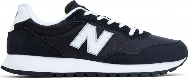 Кроссовки New Balance 527 ML527LA 40.5 (8) 26 см Черные с серым (739980500483) - изображение 1