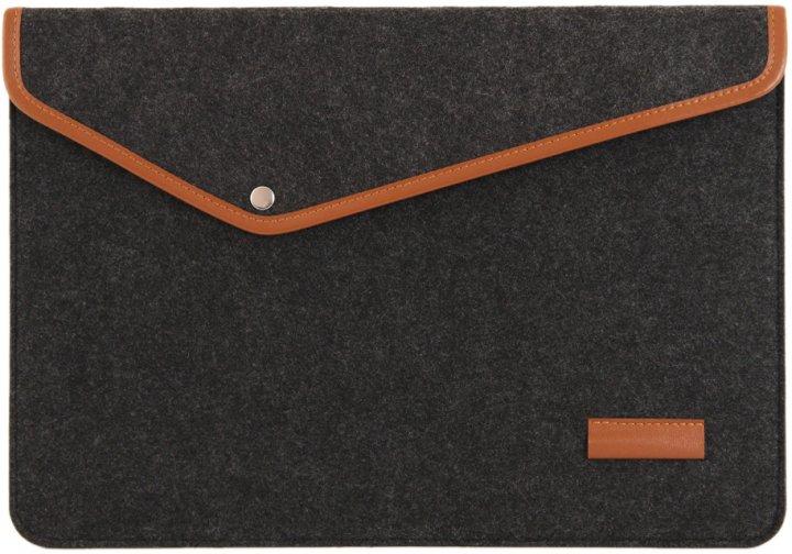 """Чехол для ноутбука Traum 15"""" Grey (7112-59) - изображение 1"""