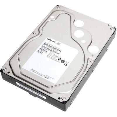 """Жорсткий диск 3.5"""" 2Tb Toshiba, SATA3, 128Mb, 7200 rpm (MG04ACA200E) - зображення 1"""