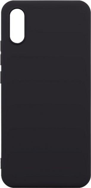 Панель ArmorStandart Matte Slim Fit для Xiaomi Redmi 9A Black (ARM57026) - изображение 1