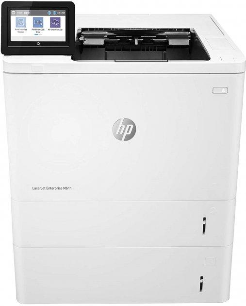 HP LaserJet Enterprise M611dn (7PS84A) - зображення 1