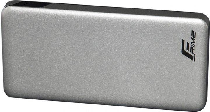 УМБ Frime 10000 mAh QC3.0 Silver Grey (FPB1033QCD.SG) - изображение 1