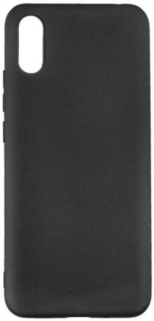 Панель ColorWay TPU матова для Xiaomi Redmi 9A Black (CW-CTMXR9A-BK) - зображення 1