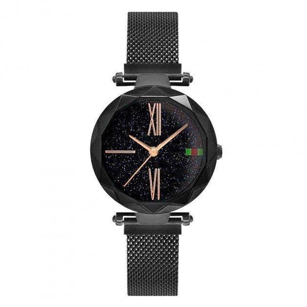 Стильные женские часы Starry Sky Watch черные. Скай воч. - изображение 1