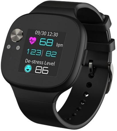 Смарт-часы Asus VivoWatch BP (HC-A04) Black - изображение 1