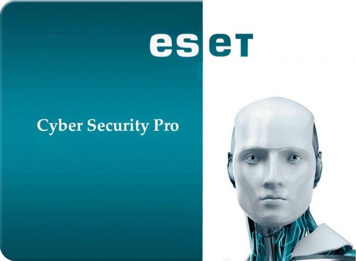Антивірус ESET Cyber Security Pro для 2 ПК - зображення 1