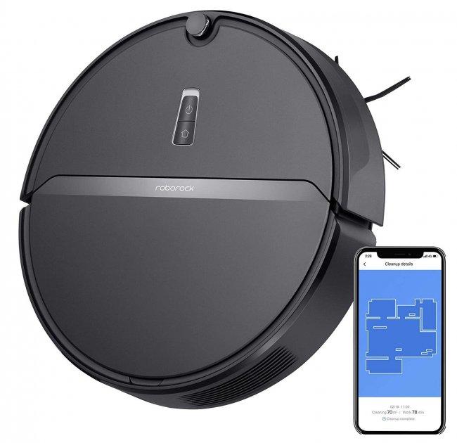 Робот-пылесос XIAOMI RoboRock E4 Black (E452-02) - изображение 1