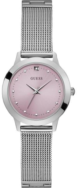 Наручные часы GUESS (W1197L3) серебристые - изображение 1