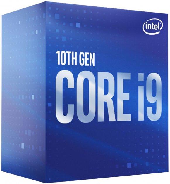 Процесор Intel Core i9-10900K 3.7GHz/20MB (BX8070110900K) s1200 BOX - зображення 1