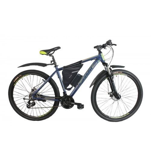 Электровелосипед Uvolt Fort Spektrum Mb-48-1000 Синий - изображение 1
