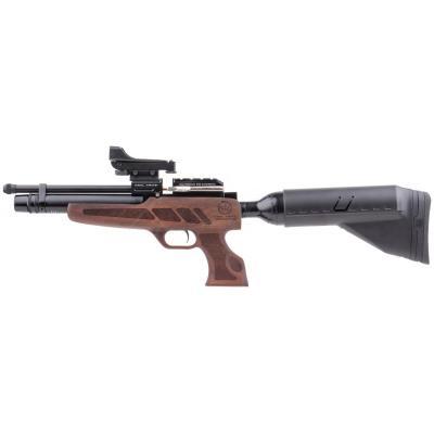 Пневматичний пістолет Kral NP-02 PCP 4,5 мм (NP-02) - зображення 1