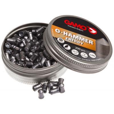 Кульки Gamo G-Buffalo 200шт кал.4,5 (6322824) - зображення 1
