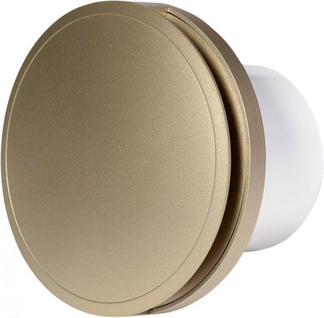 Вытяжной вентилятор Europlast EAТ100G с шариковым подшипником золото - изображение 1