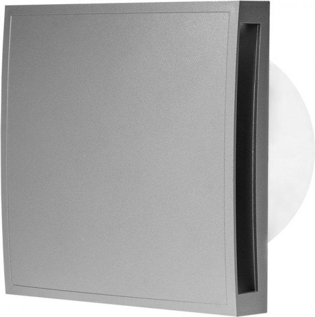 Вытяжной вентилятор Europlast EEТ150TS с таймером серебро - изображение 1