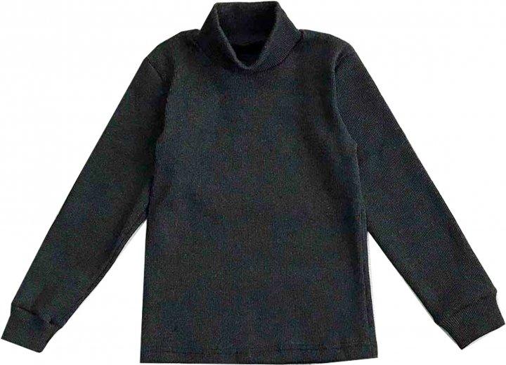 Водолазка AV Style 62-2-0009 110 см Антрацит (ROZ6400018049) - изображение 1