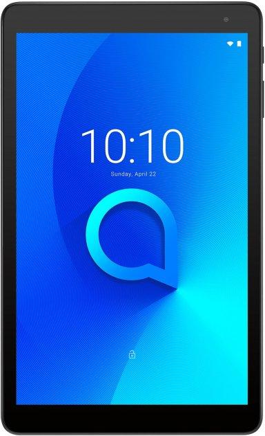 "Планшет Alcatel 1T 10 (8082) 10.1"" WXGA/1GB/16GB/WiFi Premium Black - изображение 1"