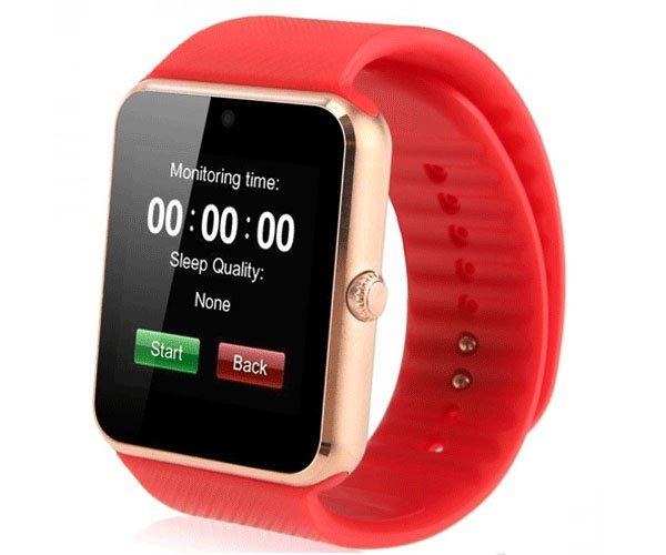 Смарт-годинник Uwatch GT08 Red w08/r - зображення 1