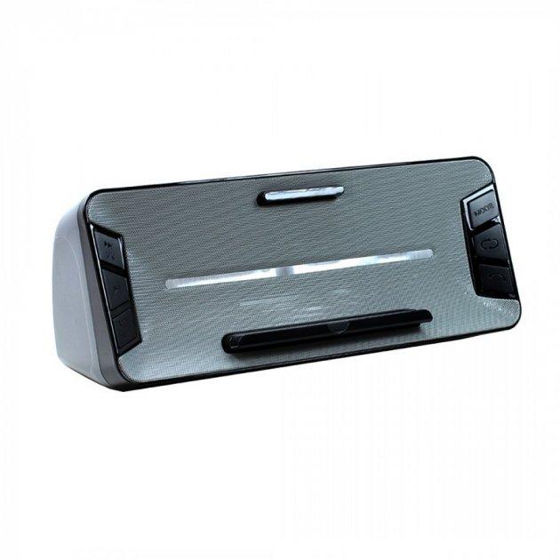 Bluetooth колонка портативная SPS WS-1618 Black 008469 - изображение 1