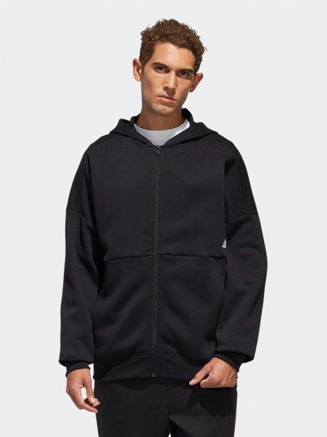 Толстовка Adidas M Mhs Wrd Fzswt GE0384 2XL Black (4061612365112) - изображение 1