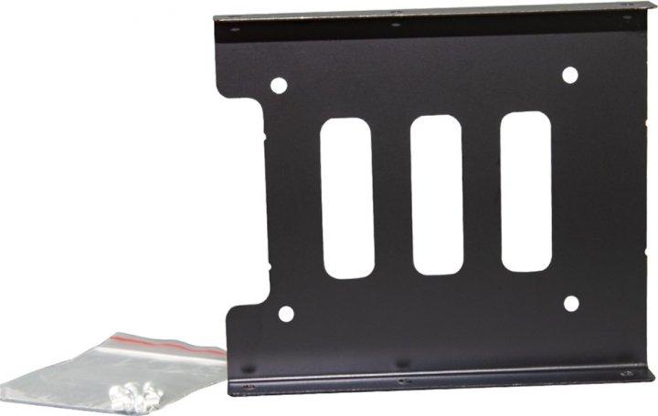 """Фрейм-перехідник Frime для 2.5"""" HDD/SSD у 3.5"""" відсік (FHB01B) - зображення 1"""