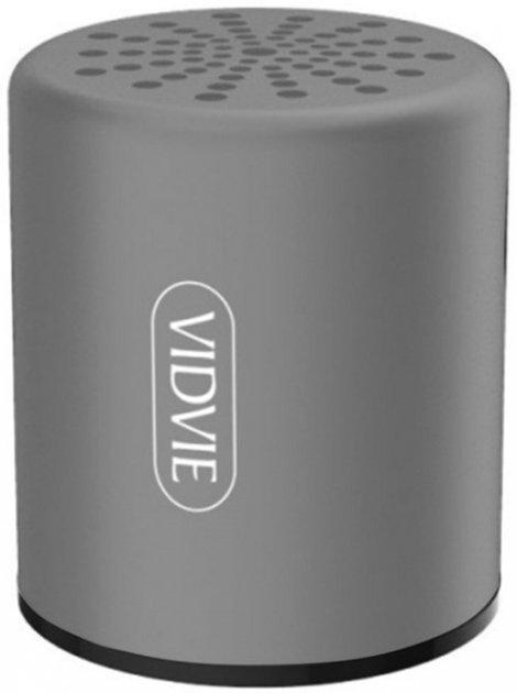 Портативна міні Bluetooth-колонка Vidvie SP909 Black (6970280949099) - зображення 1